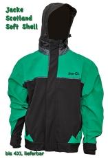 Sensas Soft Shell Jacke Scotland Gr. S-4XL, atmungsaktiv, winddicht