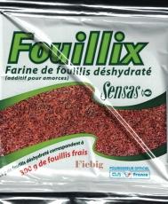 Sensas getrocknete Mückenlarven - Foullix 33 Gramm