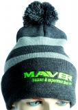 Maver Wintermütze mit Bommel - Bommelmütze