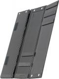 Hakenmappe Deluxe 25cm - 40cm für 80 Haken mit Neopren-Einsatz