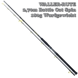 Black Cat Wallerrute 2,70m Battle Cat Spin 180g, Modell 2017