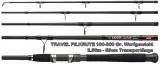 Pilkrute Travel Pilk 2.50m 100-300 Gr. Wurfgewicht, Reiserute für Norwegen+Mittelmeer