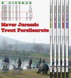 Maver Tele-Forellenrute Jurassic Trout 4m  - Neuheit 2014/2015
