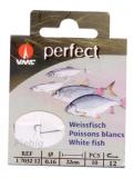 VMC Weissfisch (Rotaugen) Haken gebunden 22cm, 10 Stück