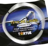 Tortue Salzwasser Schnur 0,50-1,10mm 100m - Meeresschnur