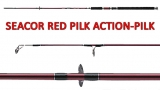 CORMORAN SEACOR RED PILK RUTE ACTION-PILK 2.70m - 3.00m