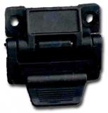 Sensas/Browning Verschluss Stecker/Scharnier für Sitzkiepen, 1 Paar