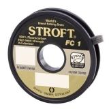 Stroft FC1 Vorfach-Schnur 25m 0,11 bis 0,22mm