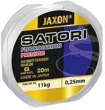 Fluorocarbon PREMIUM Schnur 20m 0,22mm (fish upto 10kg)
