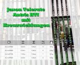 Jaxon Telerute Antris HTI mit Kreuzwicklungen 5-8m