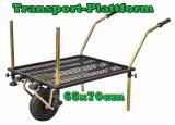 Sensas Transportsystem Trolley Plattform