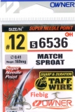 Haken Owner Match Sproat (56536) Größe 12-18