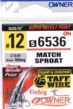 Haken Owner Match Sproat (56536) Größe 12-18