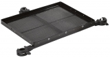 Rive Aludessert schwarz 670x510mm mit Dach-Option D25, D36