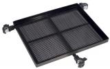 Rive Aludessert schwarz 490x390mm D25 mit Dach-Option