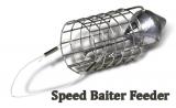 Browning Edelstahl Speed Baiter Feederkorb 30-100 Gramm
