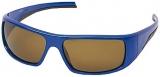Brille Polarisationsbrille Blue Navy, blau verspiegelt,  grau oder bernstein