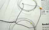 Browning Schlagschnur zum Feedern 10m - 3 fertige Durchlaufmontagen