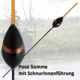Sensas Pose SOMME mit Schnurinnenführung  2-15 Gramm