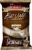 Sensas 3000 Bremes brune (braun mit Caramelduft) 1kg