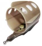 Feeder Sport M3 Kunststoff Feederkorb 16-112 Gramm für tiefe Gewässer