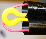 langer Elastic Saver für Gummizüge, 6 Stück