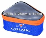 COLMIC Katapultasche für Katapulte und Futterschleudern, 25x20x14cm