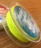 Maver Gummizug für Kopfruten 6m Elastic, 600% Dehnung, Fluo-farbend