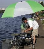 Maver Nylon Schirm 2,50m Spannweite