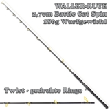Black Cat Wallerrute 2,00m Battle Cat V-Twist 200g, Modell 2017