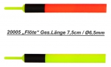 Wechselantennen (FLÖTEN) für Exner Waggler Set, 5Stück