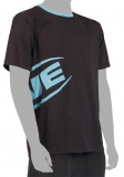 Rive T-SHIRT STAMPED BLACK Gr. S - 4XL