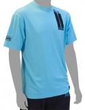 Rive Poloshirt Aqua Gr. XS bis 4XL