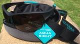 Drennan Polarisationsbrille Aqua Sight mit Hardcase und Neopren-Brillenband