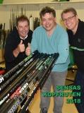 Sensas Kopfrute Roach 205 9m - Serie 5 kompatibel