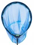 Kescherkopf Preston Carp Latex (gummiert) aquablau oval 45cm