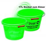 Sensas Deckel für 15L und 17L Club-Eimer