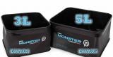 Preston Monster EVA Groundbait Bowl - Falteimer 5L