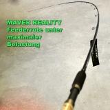 Maver Reality Feederrute 3.30m, 80Gramm Wurfgewicht