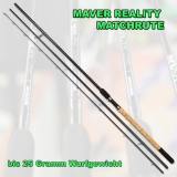 Maver Matchrute REALITY 3,90m 6-25gr. Wurfgewicht