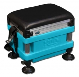 Rive SMART Club Feederbox aqua, D36, F2-Fächer, 5.5kg (130322)