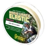 Sensas Magic Latex Elastic 700% Dehnung, 7m, 0.7-1.2mm