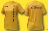 FTM T-Shirt gelb Next Generation S bis XXL