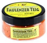 FTM Faulenzer Teig Knoblauch neonorange 100 g