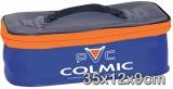 COLMIC PVC Tasche für Hakenmappen und Zubehör 25x12x9cm