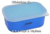 Jaxon/Colmic Köderdose 1.0L blau