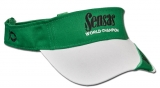 Sensas World Champion Green & White Fishing Visor, Basecap