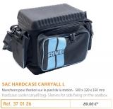 RIVE Kühltasche HARDCASE CARRYALL, 500x320x350mm